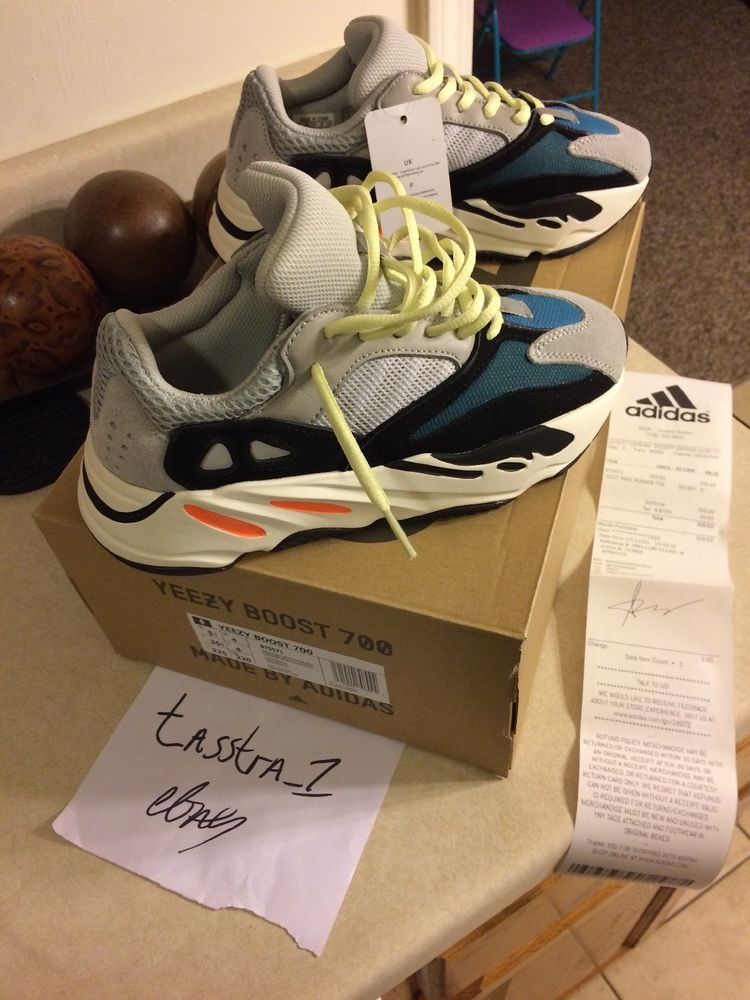 df18205af1b Adidas Yeezy Boost 700 B75571 Wave Runner Size 5.5 W receipt Ships Now!   fashion  clothing  shoes  accessories  mensshoes  athleticshoes (ebay link)