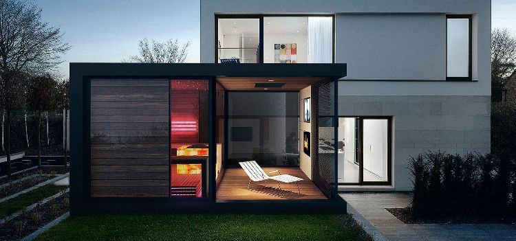 Comment Construire Un Sauna Exterieur Soi Meme De A A Z Outdoor Sauna Sauna Design Indoor Sauna