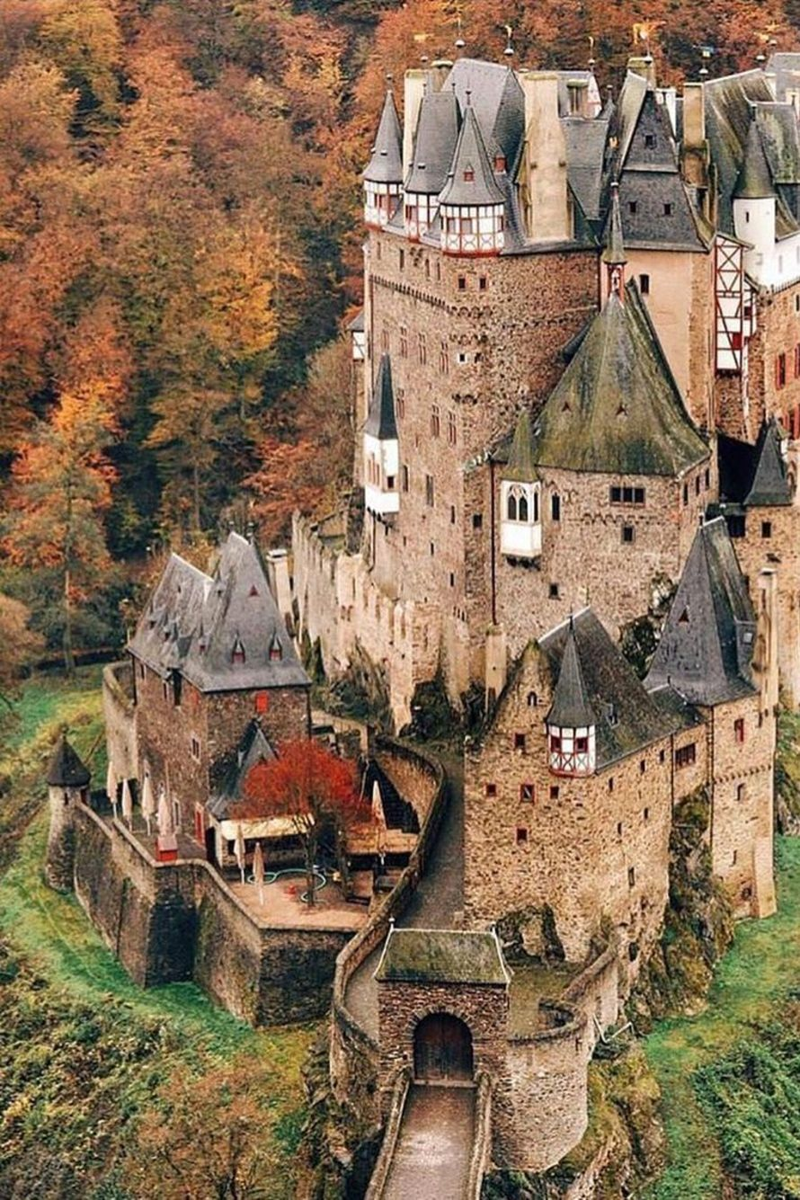 Best Places To Travel In Europe 2020 Elcune Germany Castles Burg Eltz Castle Beautiful Castles