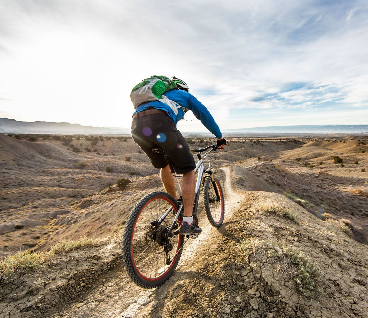Las Vegas Mountain Bike Rental