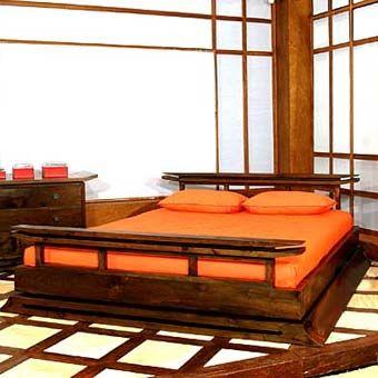 Asian furniture styles originated