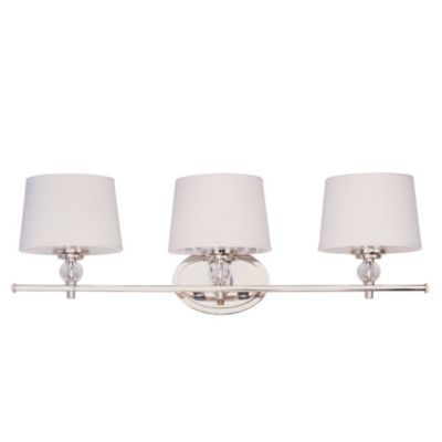 Olivia 3 Light Vanity Good Option For Vanity Light In Master Bath