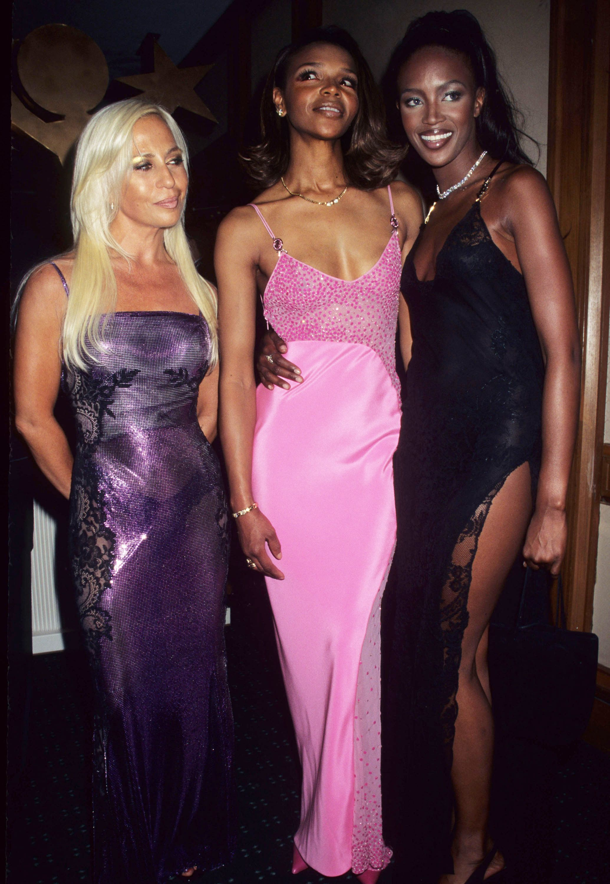 24 Times Naomi Campbell S Mom Slayed Just As Hard As Her Daughter
