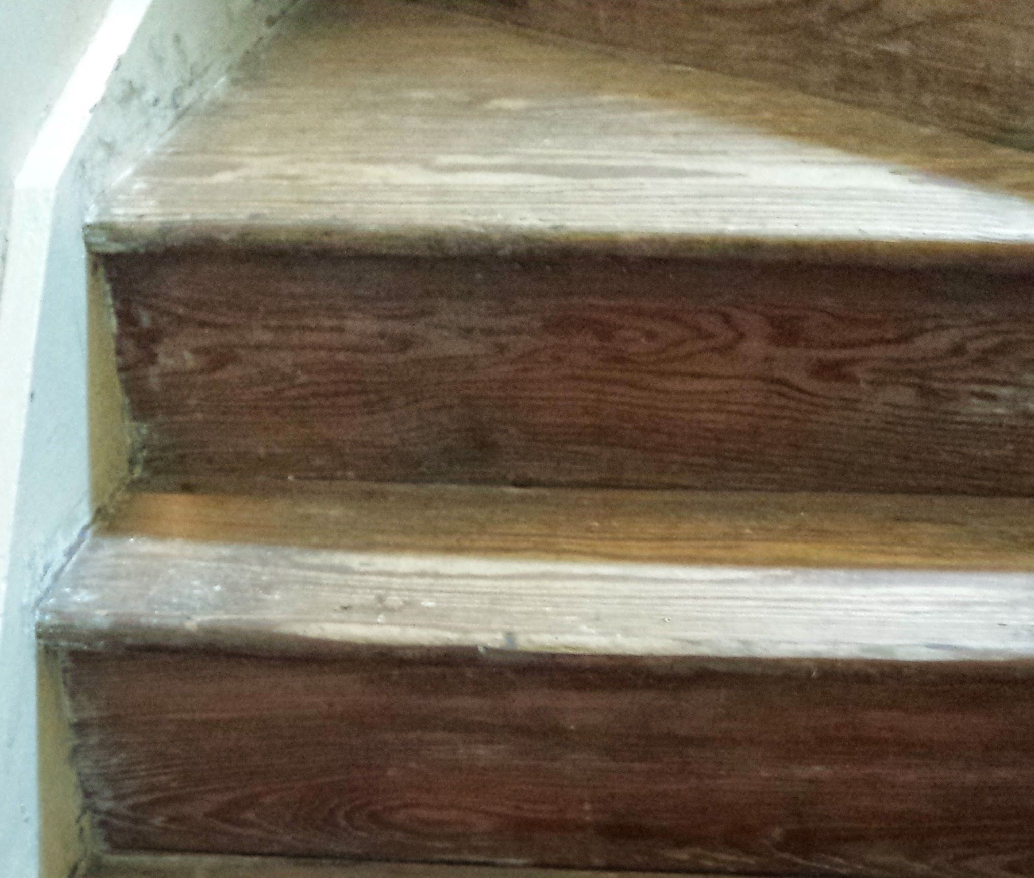 Staircase Makeover Part Ii Stripping Sanding Youtube Wood | Stripping Stairs Back To Wood | Paint Remover | Stair Risers | Stair Treads | Steps | Hardwood