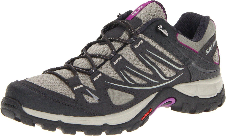 Salomon Women's Ellipse Aero Fast Hiking Shoe ** Click image