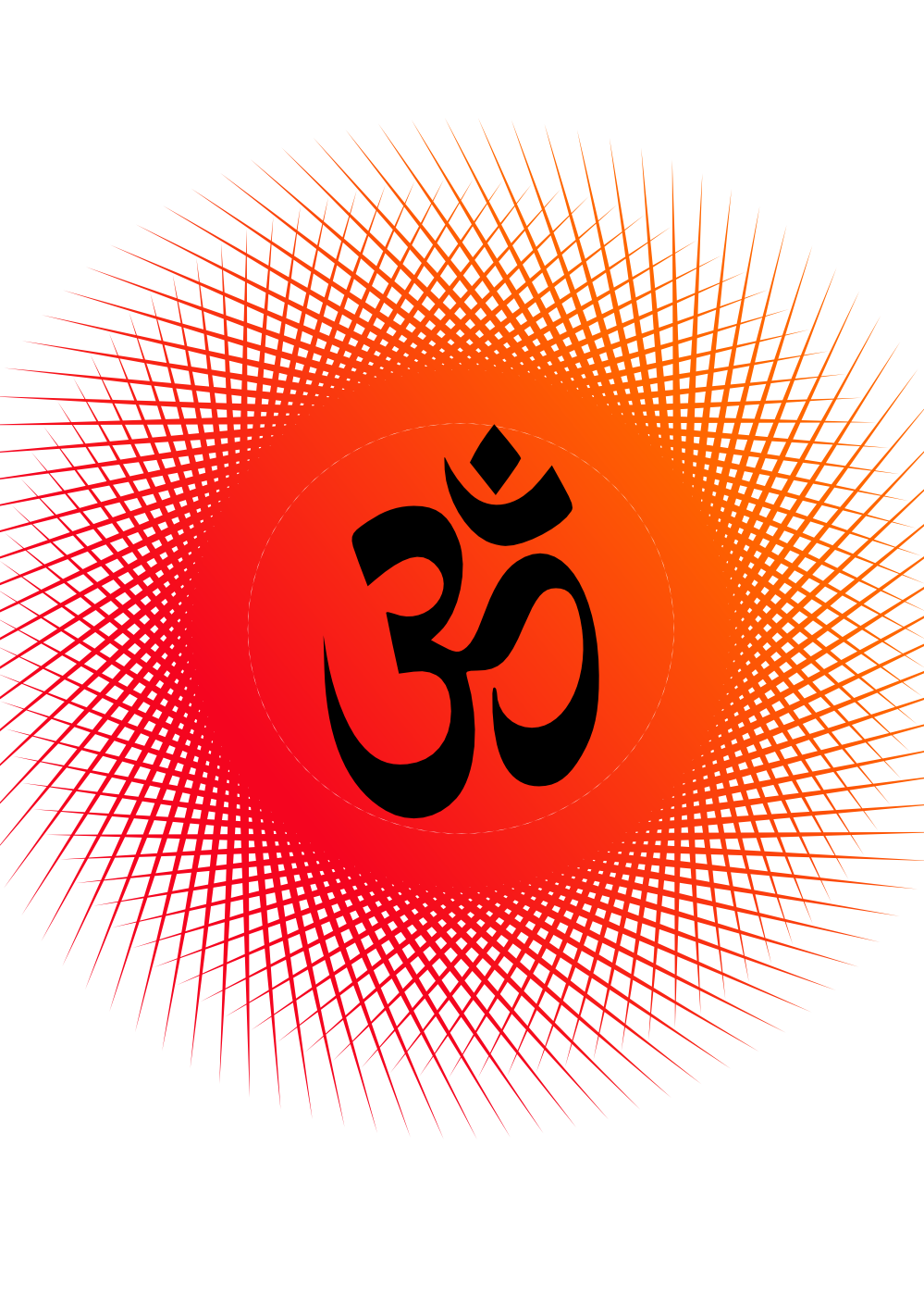 OM is the first mantra in the 4 Vedas and the 108
