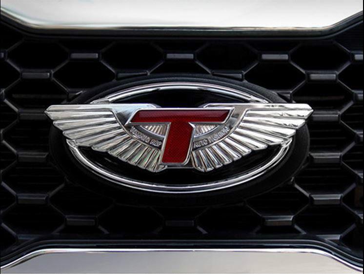 High Quality Logo T Car Wing Emblem Front Kia Soo R 10 11 12 13