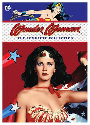Dvd Blu Ray Wonder Woman The Complete Series 1975 1979 In 2020 Wonder Woman Movie Wonder Woman Women Tv