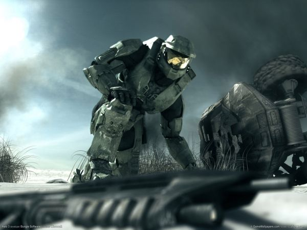 Halo Master Chief Halo Combat Evolved Combat Evolved Halo Game