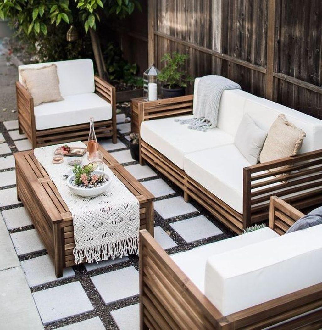 45 Gorgeous Patio Garden Furniture Ideas Outdoor Furniture Sets Outdoor Patio Furniture Patio Decor