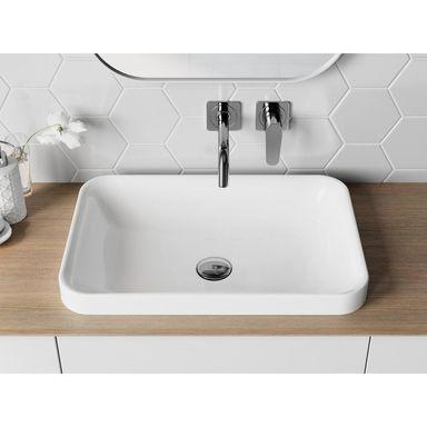 Umywalka Wpuszczana W Blat 55 Aino 550 C Umywalki W Atrakcyjnej Cenie W Sklepach Leroy Merlin Home Decor Loft Inspiration Bathroom