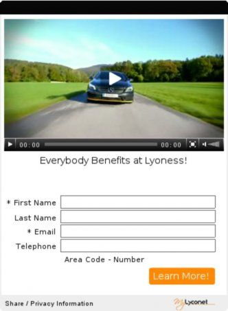 Everybody Benefits at Lyoness!