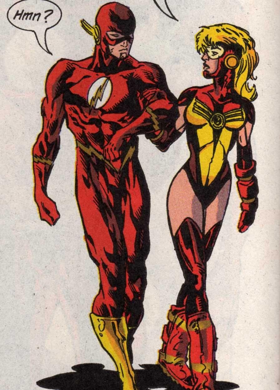 The Flash Season 2 Casts Lady Speedster Jesse Quick! - TV