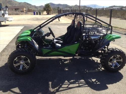 Used Renli UTV RL11 Recreational - ATVs - Quads with