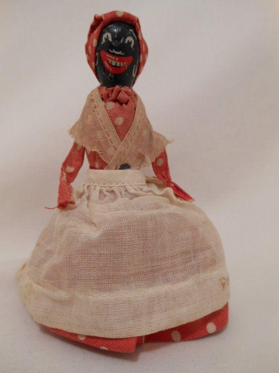 Vintage 1941 Black Americana Aunt Jemima by ThrilloftheThrift