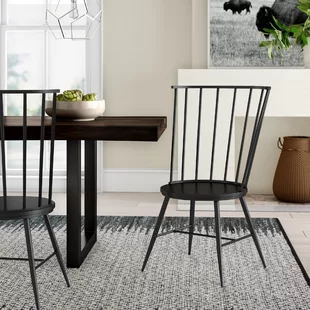 Black Kitchen Dining Chairs You Ll Love In 2019 Wayfair