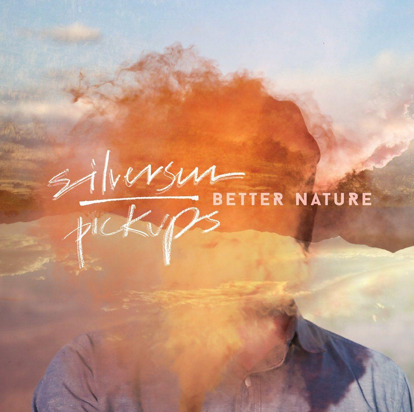Silversun Pickups Better Nature Music Silversun Pickups Amazing Nature Music Artwork