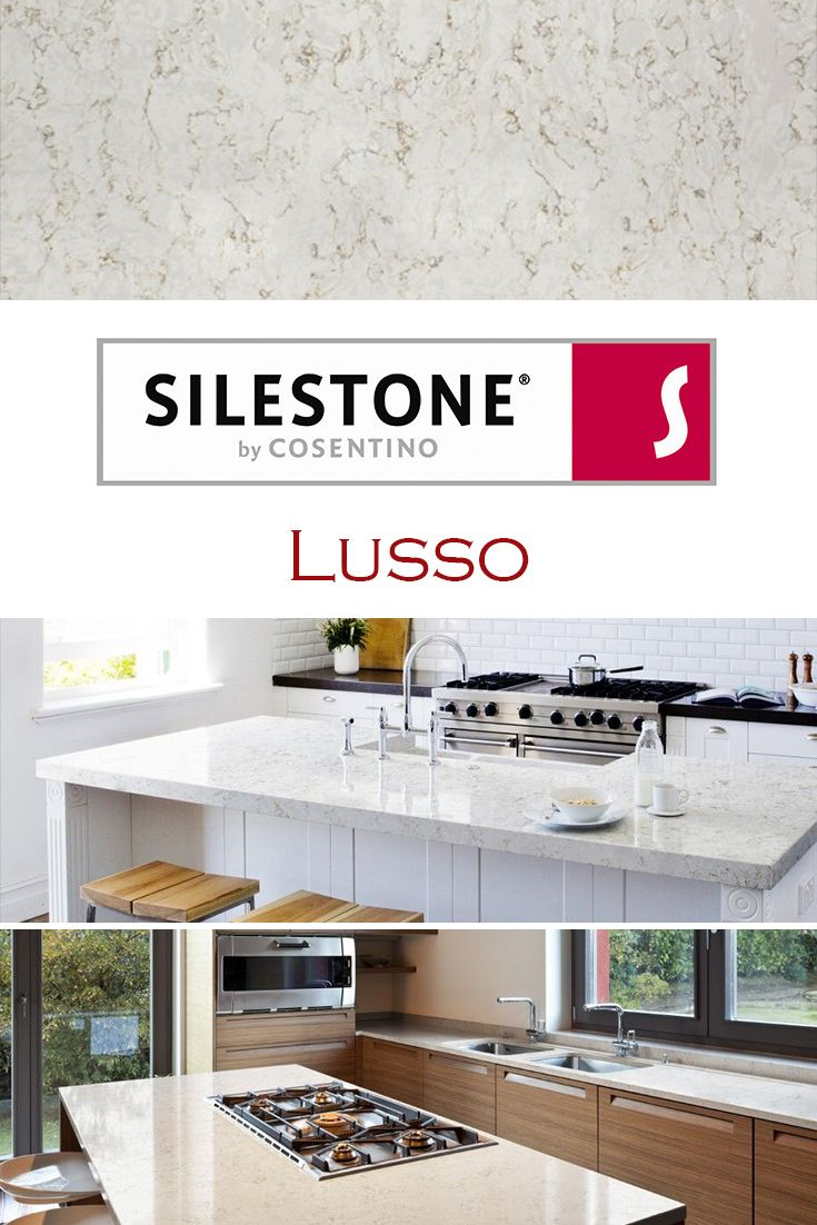 Lusso By Silestone Is Perfect For A Kitchen Quartz Countertop