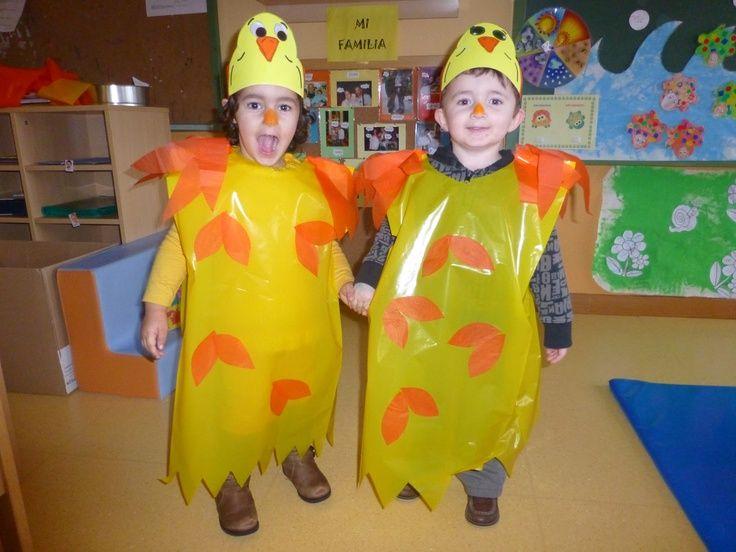 Pinterest Disfraz De Pollito Buscar Con Google Kids Costumes Bird Costume Crazy Hat Day
