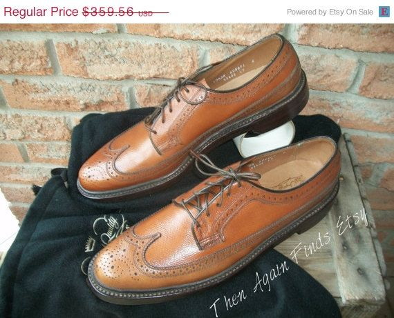597fa2c0a509c fabulous NEW old stock , Florsheim Imperials the