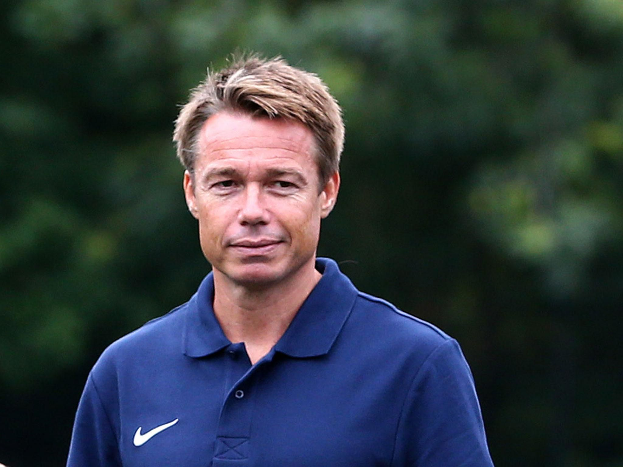 Graeme Le Saux Expected To Help Consult Fa With England Manager Selection Process The Independent World Football English Premier League Graeme Le Saux