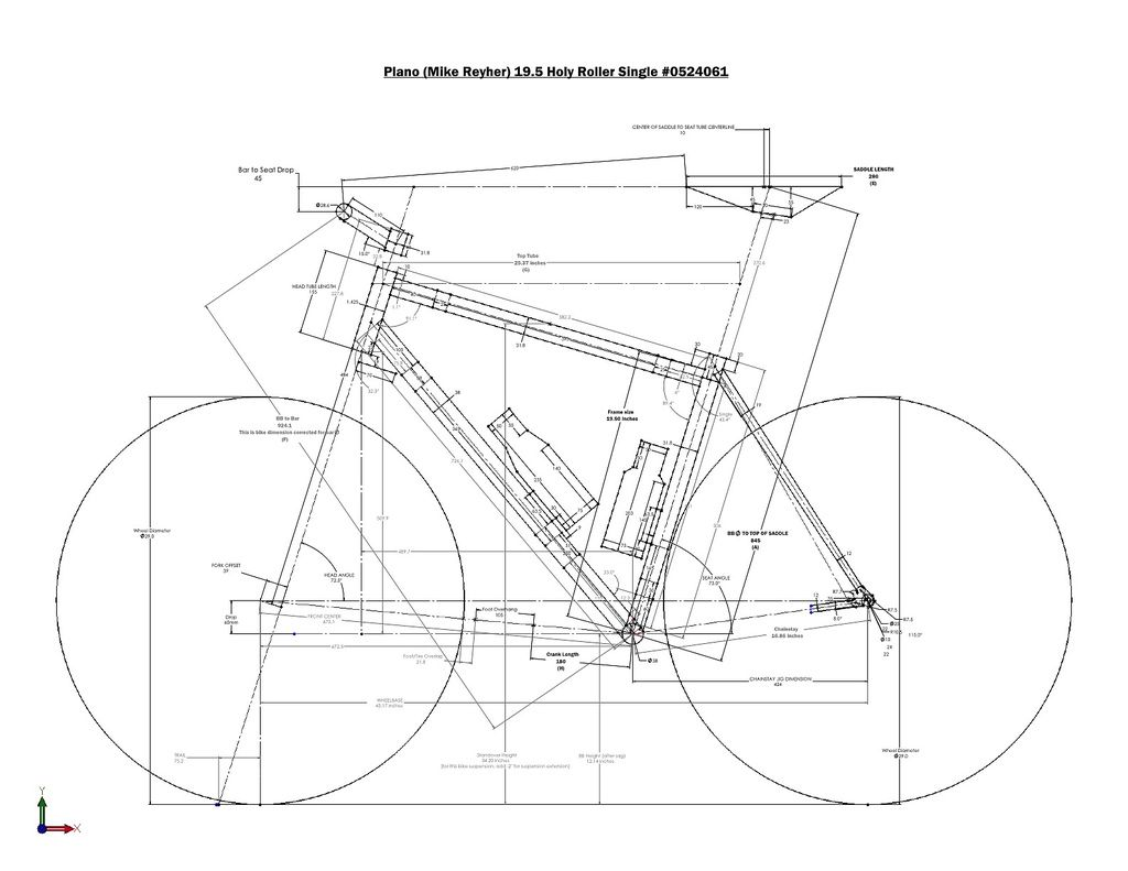 Birth Of A Custom 29er By Solo With Others Mountain Biking