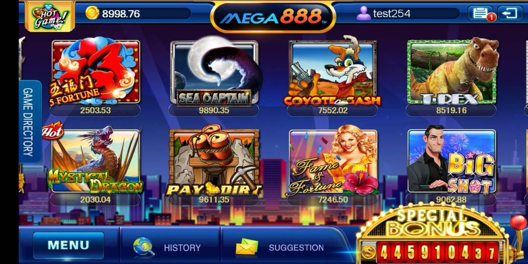 Mega888 Apk iOs Download Link | Register ID | Livemobile