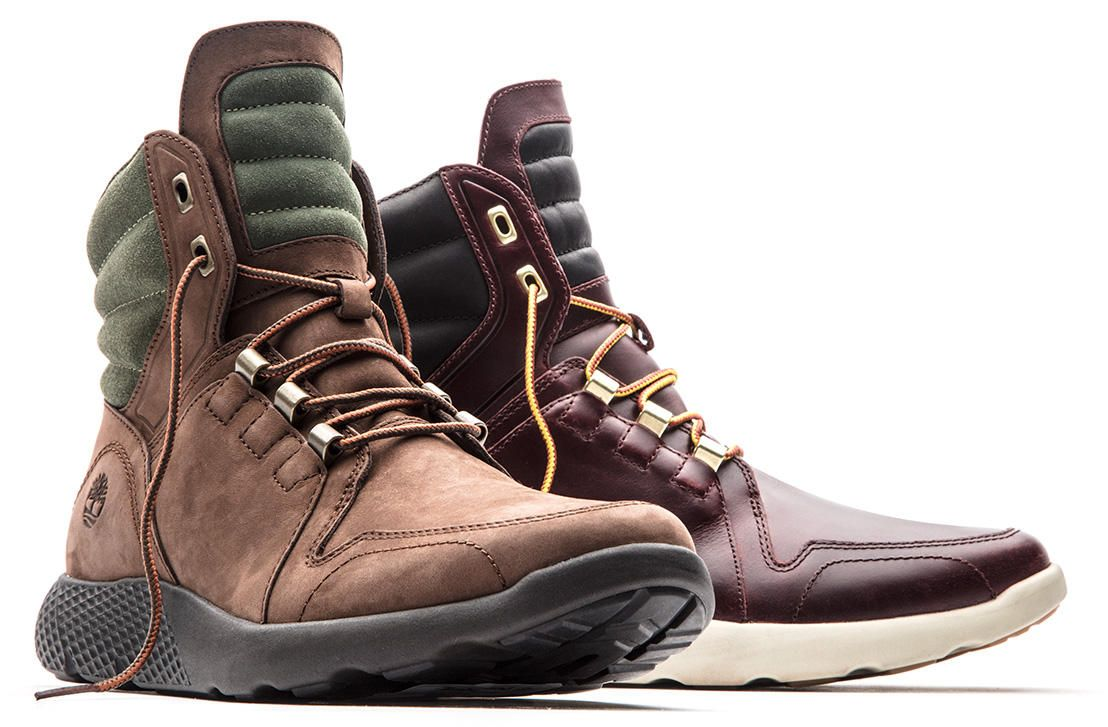 Limited Release | Men's FlyRoam Leather Boot Collection