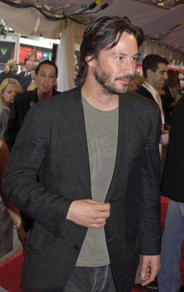 Keanu Reeves - Toronto International Film Festival.