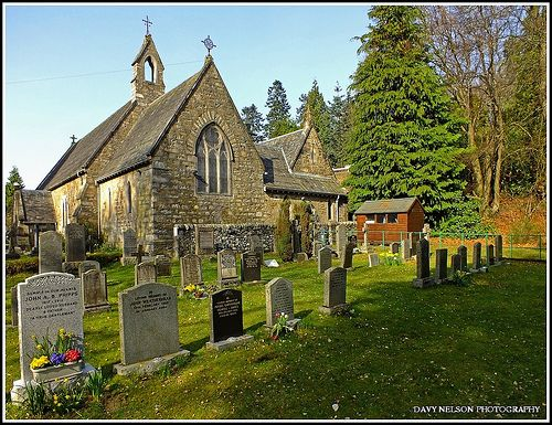 Scottish Episcopal Church, Pitlochry