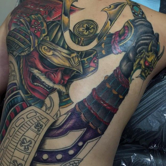 Japanese Tattoo Designs And Their Meaning Japanese Tattoo: 30 Strong Japanese Samurai Tattoo Designs And Meanings