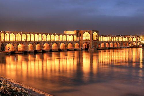 Kahju Bridge, Iran
