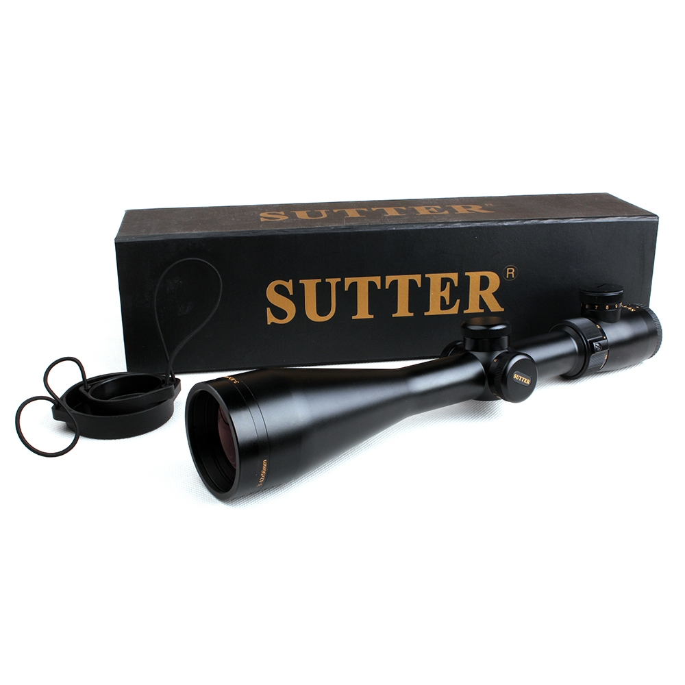 212.79$  Watch here - http://alibmp.worldwells.pw/go.php?t=32399194617 - SUTTER 3-12X56 Rifle Scope R12/R29 Glass Etched Reticle Red Illuminate Side Parallax Optical Sight For Hunting Riflescope 212.79$
