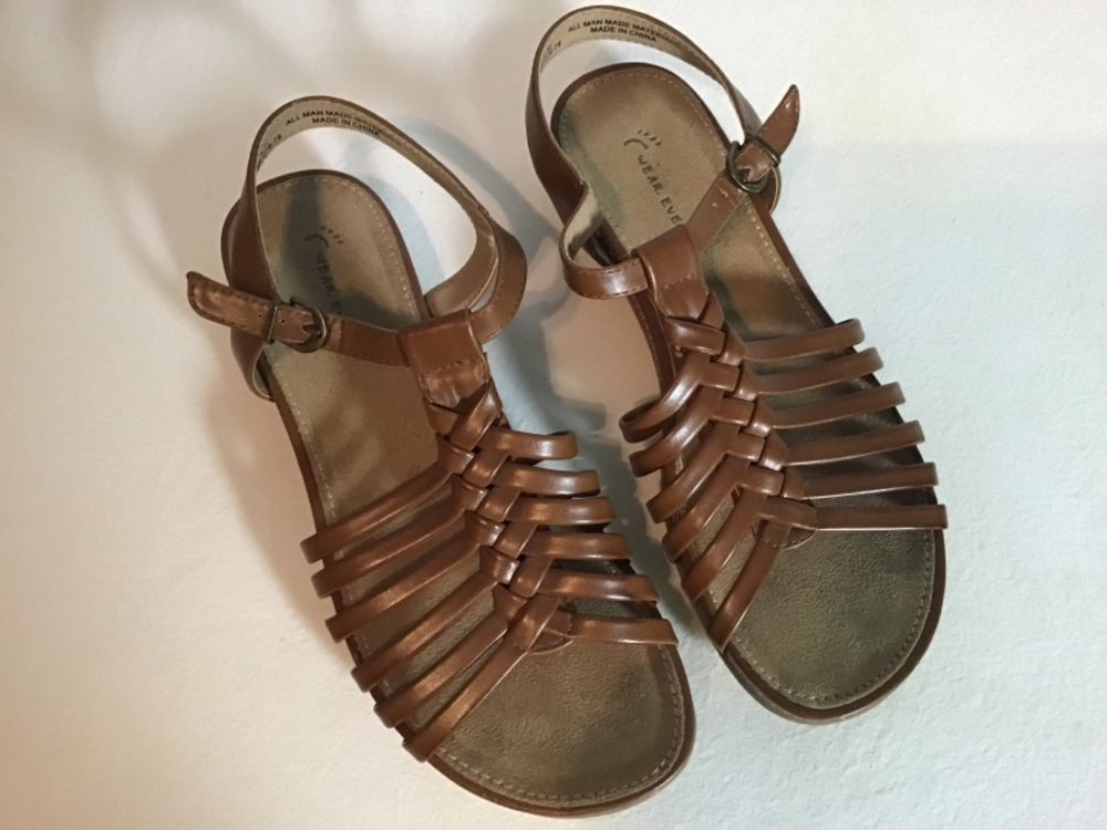 6459dec5f2b Bare Trap Wear Ever Sandals - Womens Size 8 1 2  fashion  clothing  shoes   accessories  womensshoes  sandals (ebay link)