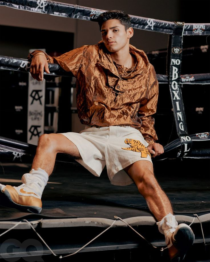 Boxer Ryan Garcia On Logan Paul Vs Ksi Expanding His