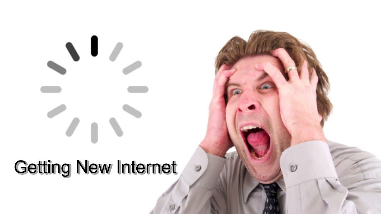Geting New How to stop stress, Server life, How