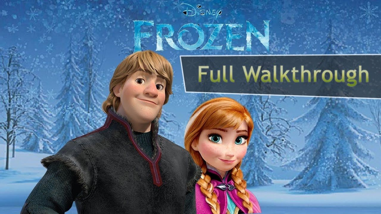 Frozen Double Trouble Game in 2020 Double trouble game