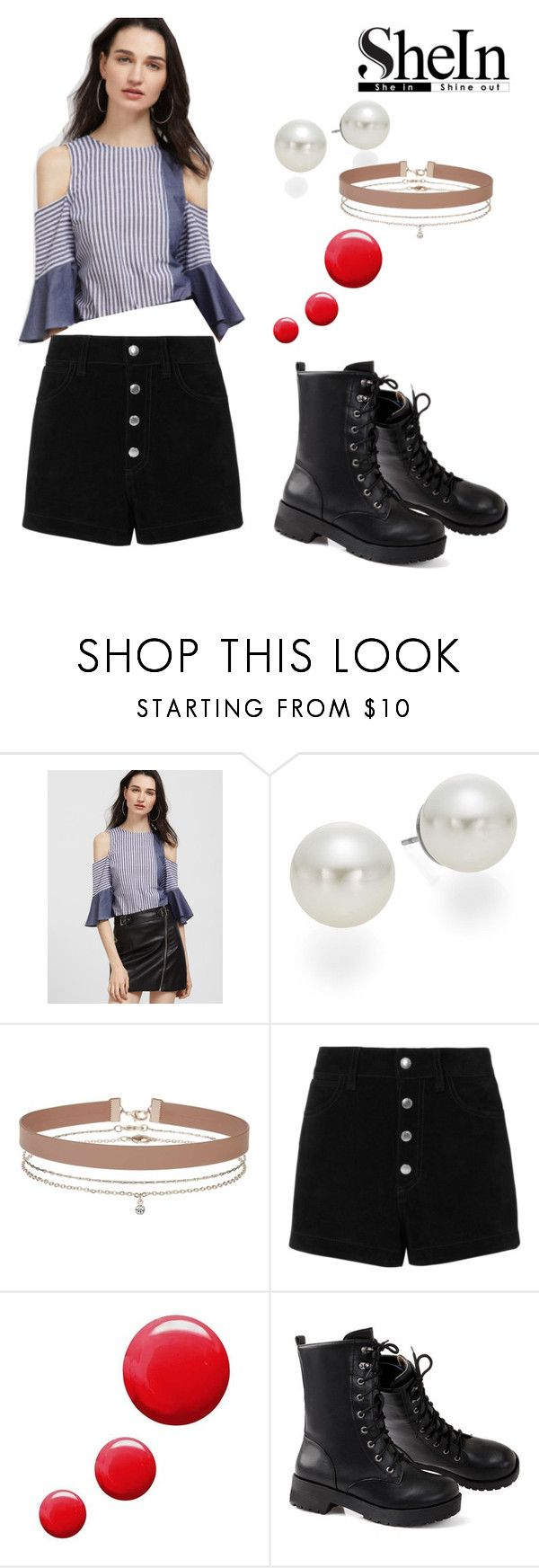 """""""MS💆"""" by lady-shadylady ❤ liked on Polyvore featuring AK Anne Klein, Miss Selfridge, rag & bone/JEAN, Topshop, men's fashion and menswear"""