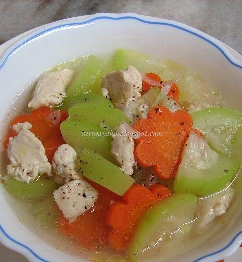 My Kuali Tumis Labu Air Cooking Food Caprese Salad