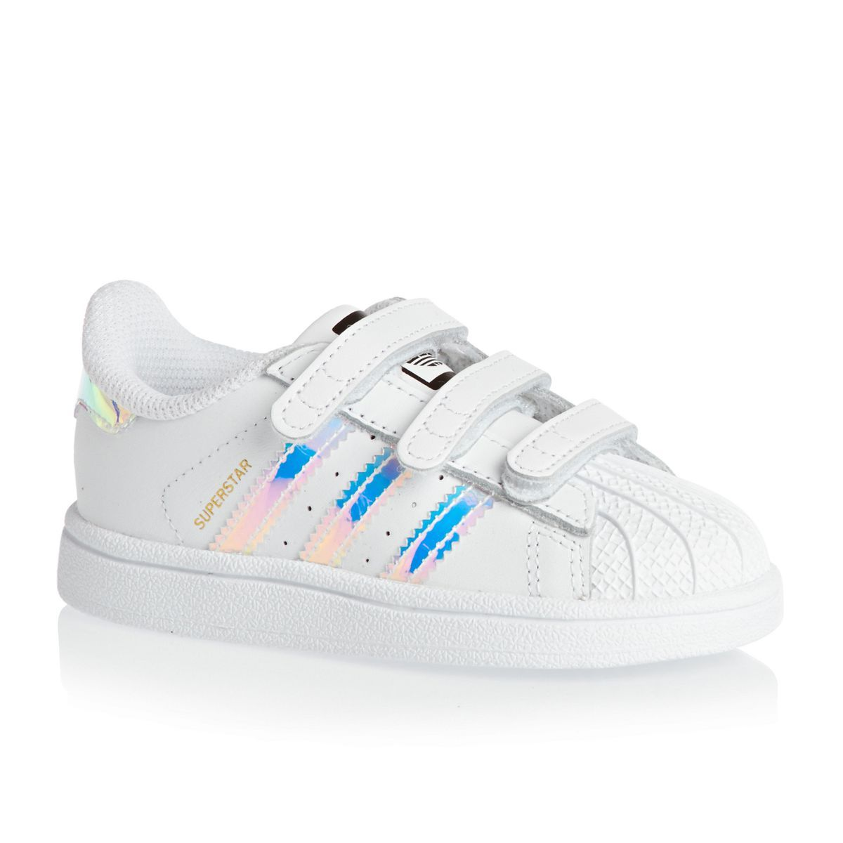 Prueba Idear Abuelo  Baskets Adidas Originals Superstar Cf I White/ Metallic Silver autre lien :  https://www.footlocker.fr/fr/p/adidas-supers… | Baskets adidas, Adidas  superstar, Adidas