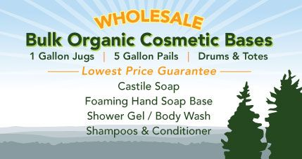 Private Label custom formulation bulk soap bases | Oregon