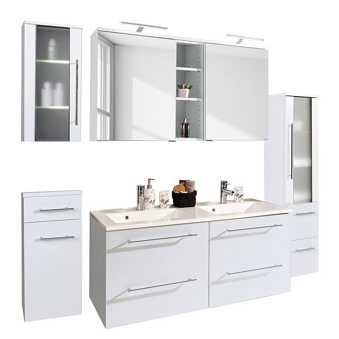 Waschtisch Set Gali (5 Teilig)   Weiß   120 Cm, Fredriks Jetzt Bestellen  Unter: Https://moebel.ladendirekt.de/bad/badmoebel/badmoebel Sets/?uidu003dd0789ebf   ...