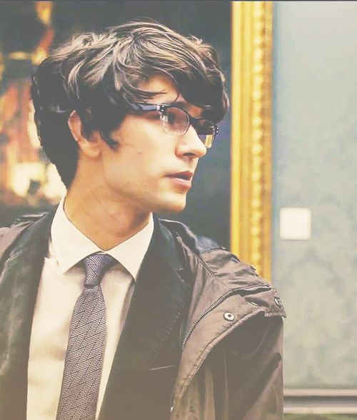 """Ben Whishaw as Q in """"Skyfall""""."""