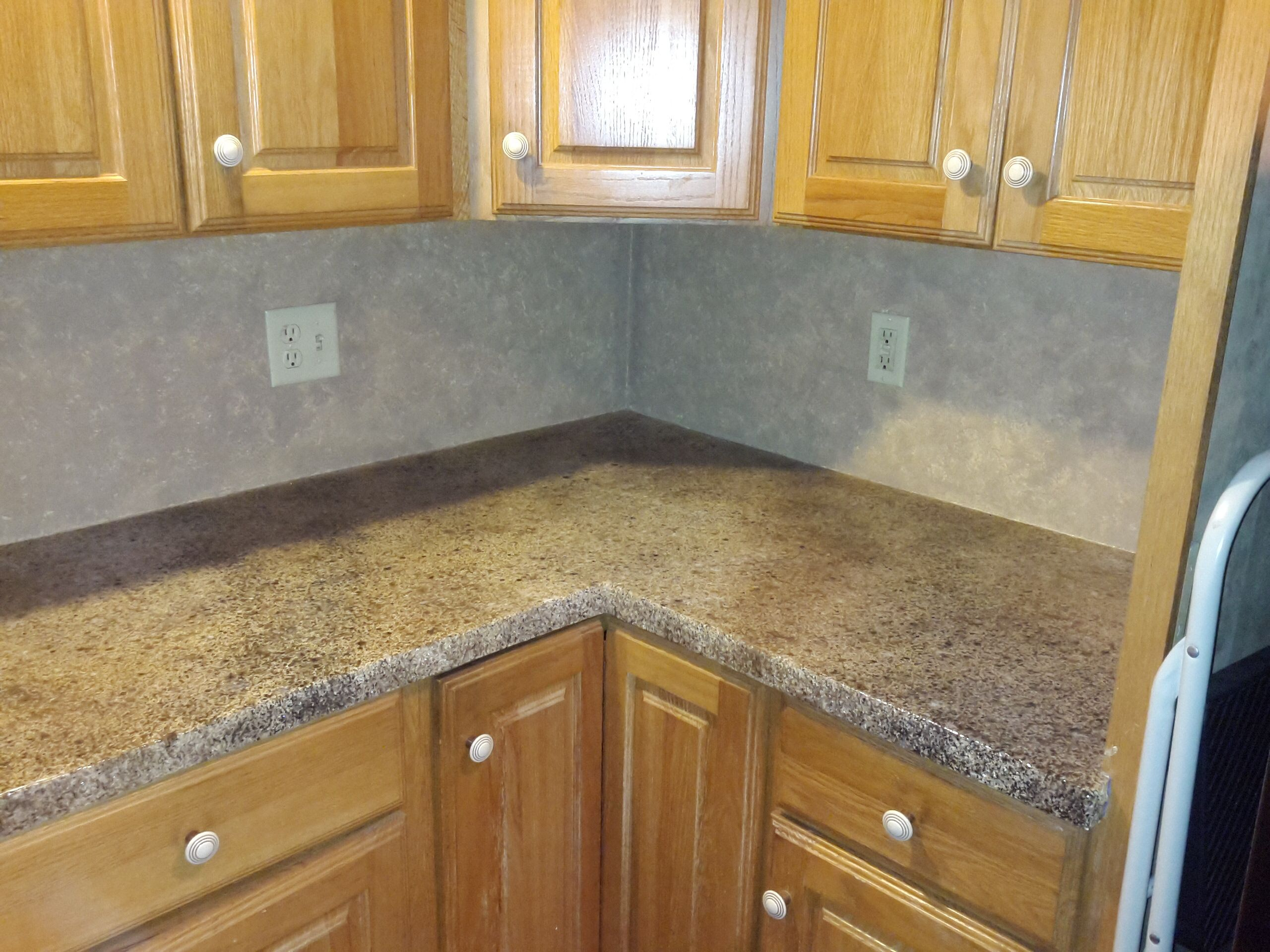 Formica Countertop No Backsplash Google Search Laminate