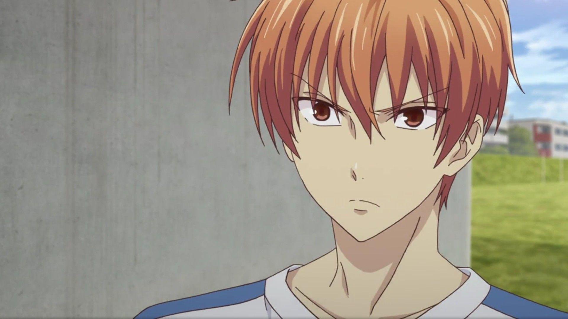 Kyo Sohma Fruits Basket 2019 Anime