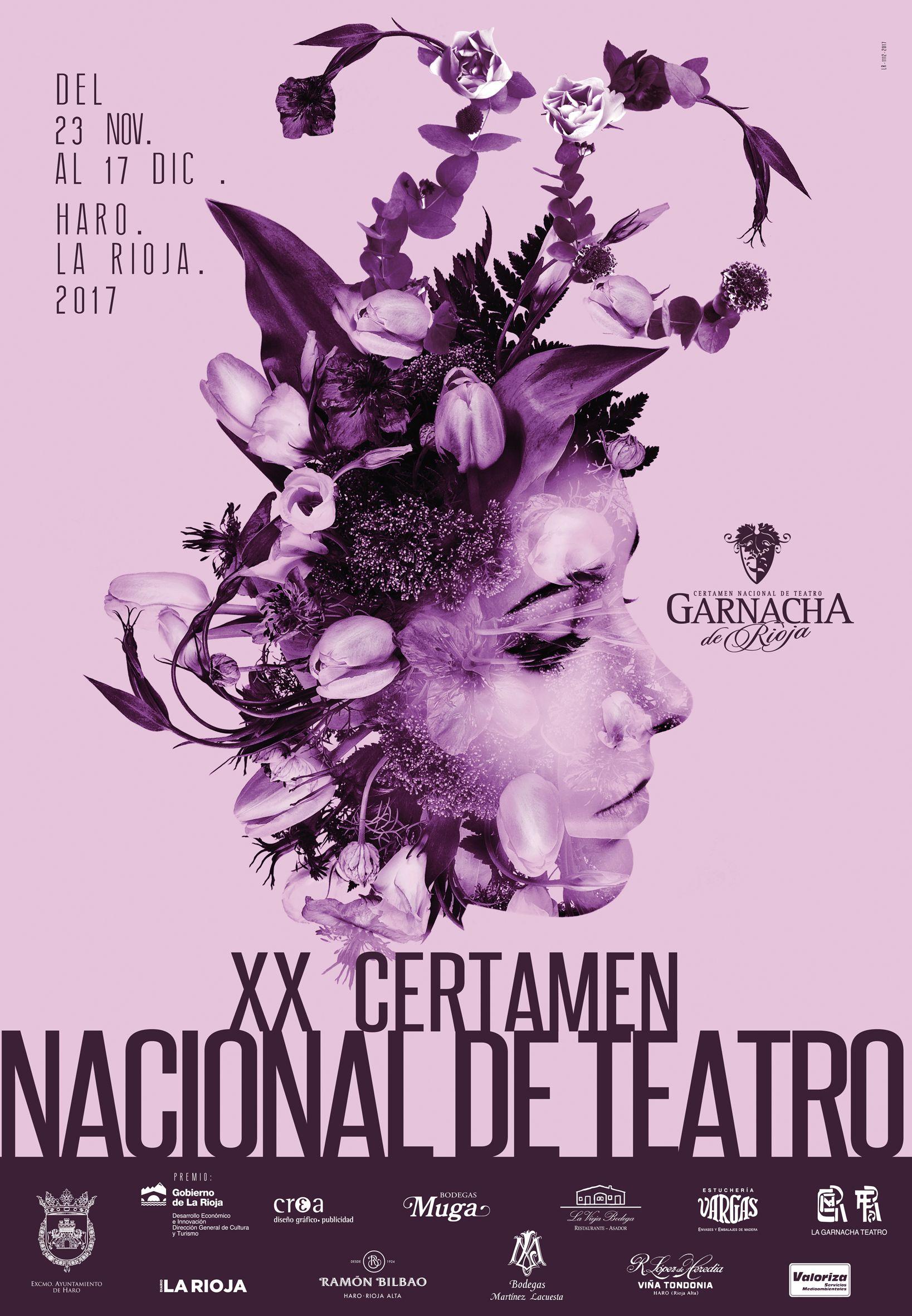 20 años de nuestro Certamen Nacional de Teatro Garnacha..