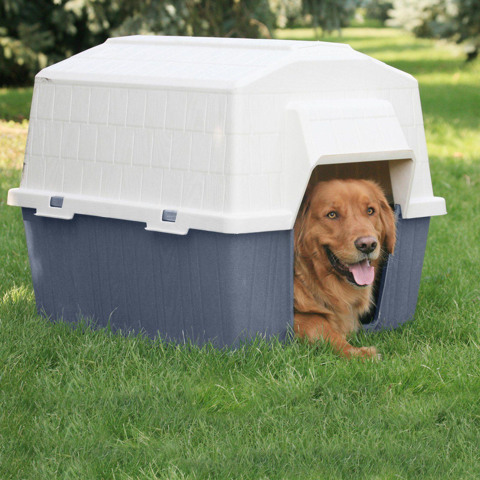 Petmate Barn Home Dog House Large Dog House Plastic Dog House