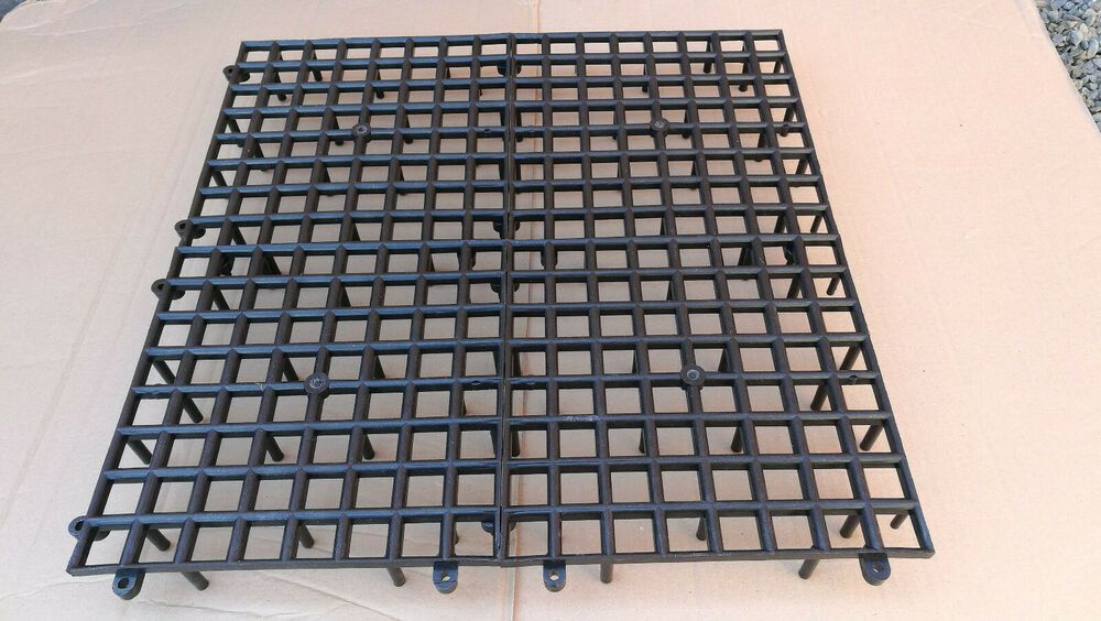 Strong Plastic Floor Grills Suitable To Walk On Easy Clean Pigeon Loft Unbranded Pigeon Loft Plastic Flooring Loft Flooring