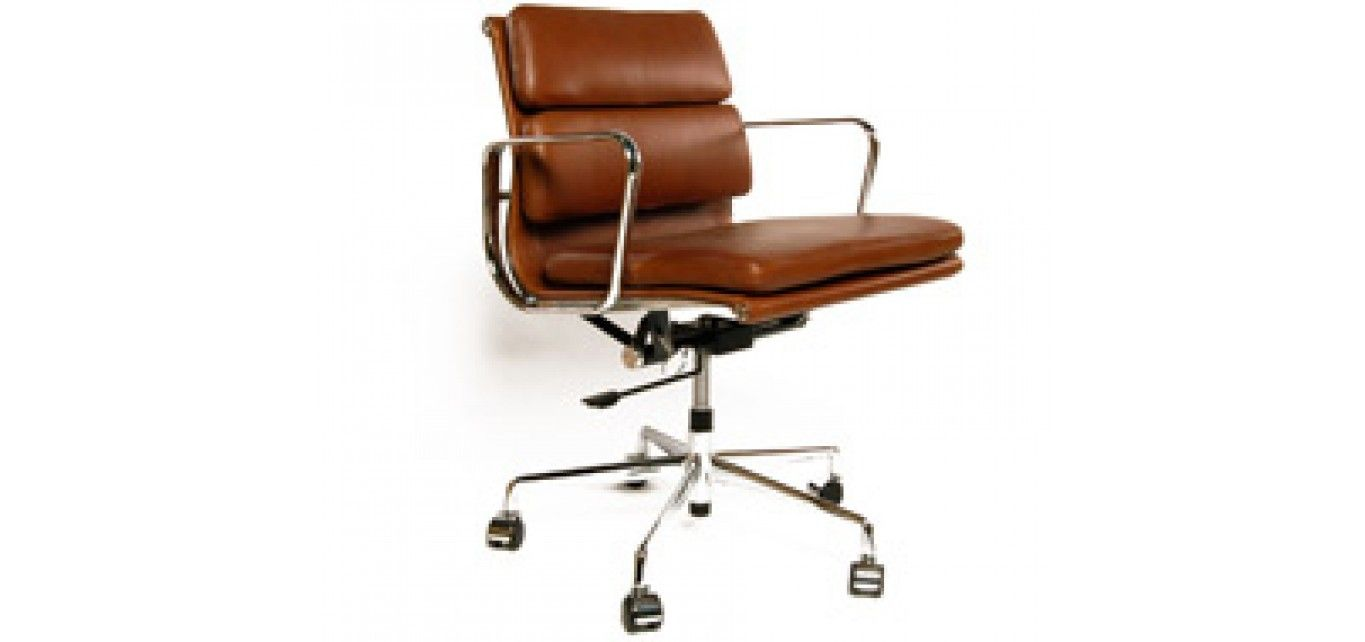 replica office chairs. ea217 replica office chair vintage brown chairs