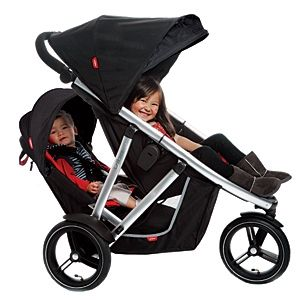 Phil And Teds Vibe Stroller With Double Kit I Ve Seen These